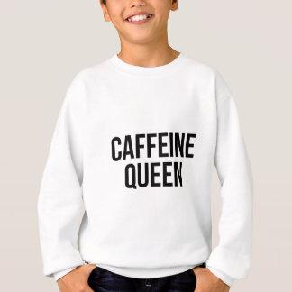 Sudadera Reina del cafeína