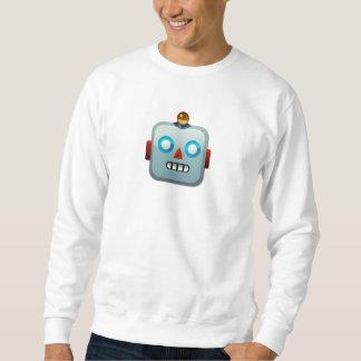 Sudadera robotface