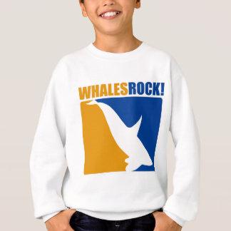 Sudadera ¡Roca de las ballenas!