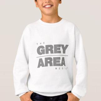 Sudadera Ropa del área gris \ gris