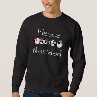 Sudadera Ropa divertida del navidad de Navidad del paño
