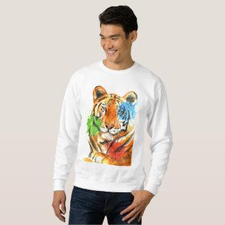 Sudadera Salpicadura del tigre