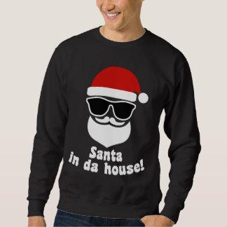 Sudadera Santa en casa de DA