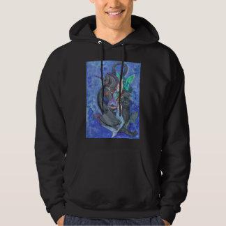 Sudadera Seahorse de hadas del dragón del ala del unicornio