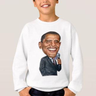 Sudadera Serie de la caricatura de Barack Obama