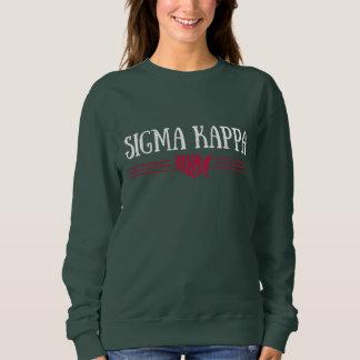 Sudadera Sigma Kappa los E.E.U.U.