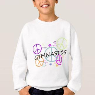 Sudadera Signos de la paz de la gimnasia