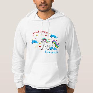 Sudadera Sueños del unicornio