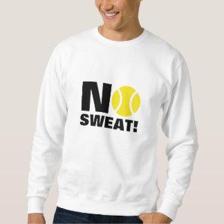 Sudadera ¡Suéter el | del tenis ningún sudor!