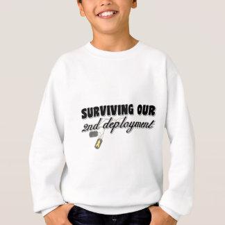 Sudadera Supervivencia de nuestro 2do despliegue