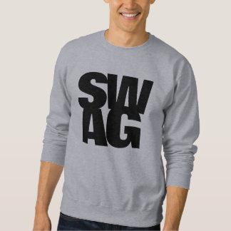 SUDADERA SWAG
