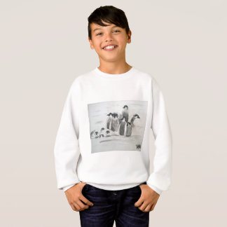 Sudadera Sweatshirt de princesa Toytastic Penguin Kids'