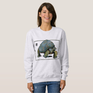 Sudadera Tess la tortuga gigante