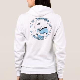 Sudadera Tiburón de enfermera para los galones
