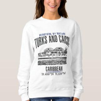 Sudadera Turks and Caicos Islands
