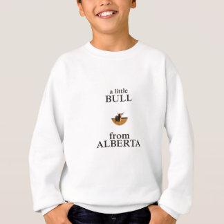 Sudadera Una pequeña Bull de Alberta