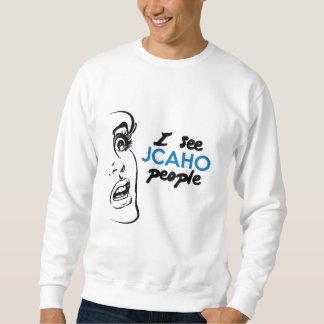 Sudadera Veo a gente de JCAHO