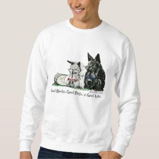 Sudadera Vida de Terrier del escocés buena