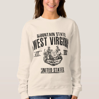 Sudadera Virginia Occidental