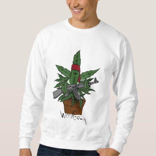Sudadera Weed plant sweatshirt by WeedGang