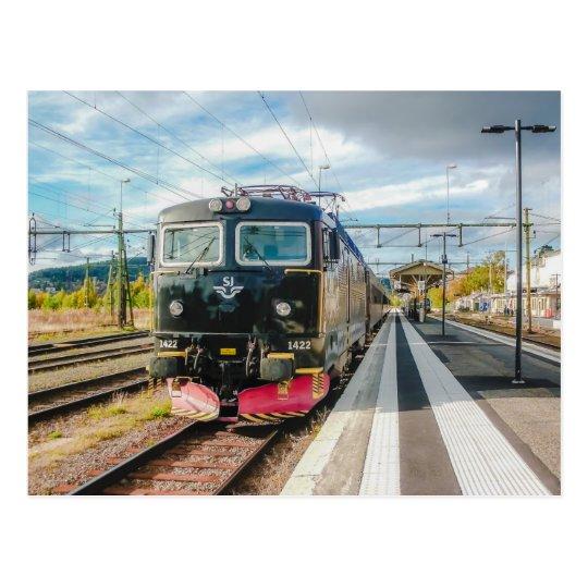 Suecia: RC 6-1422 en Östersund Postal