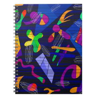 Sueño colorido cuadernos
