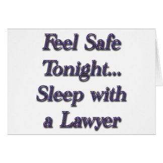 sueño con un abogado tarjeton