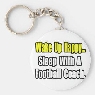 Sueño con un entrenador de fútbol llavero