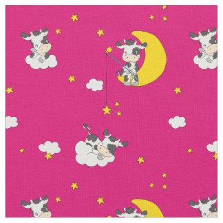 Sueño de la vaca tela