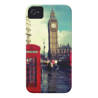 Sueño de Londres Case-Mate iPhone 4 Fundas