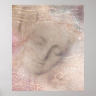 Sueño del poster del arte