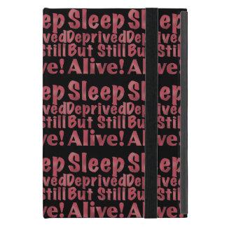 Sueño privado pero aún vivo en frambuesa funda para iPad mini