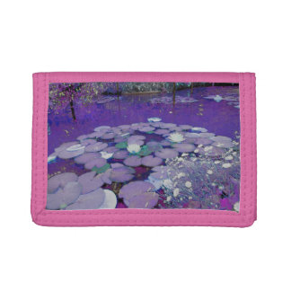 Sueño púrpura del lago