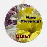 ¡Sueño RESERVADO de las necesidades de la mamá de  Ornaments Para Arbol De Navidad