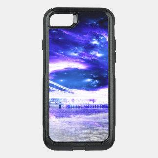 Sueños Amethyst de Budapest del zafiro Funda Commuter De OtterBox Para iPhone 7