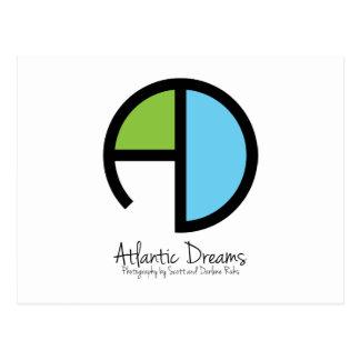 Sueños atlánticos postal
