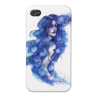 Sueños de Azul iPhone 4/4S Funda