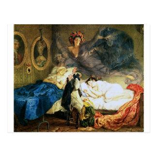 Sueños de la abuela y de la nieta de Karl Postal