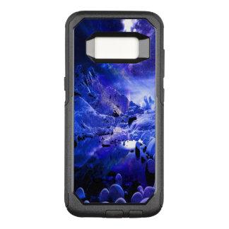 Sueños de la noche de Yule Funda Commuter De OtterBox Para Samsung Galaxy S8