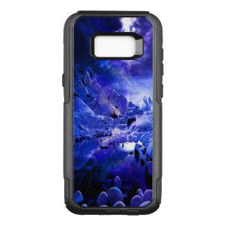 Sueños de la noche de Yule Funda Otterbox Commuter Para Samsung Galaxy S8+