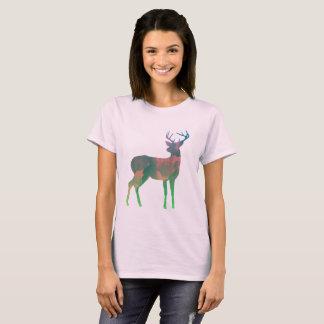 Sueños de los ciervos camiseta