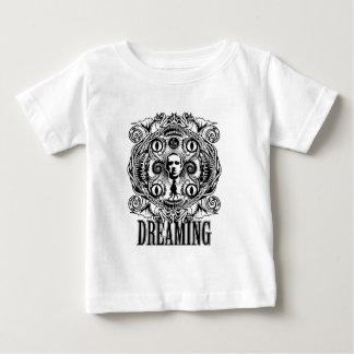 Sueños de Lovecraftian Camiseta De Bebé