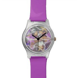 Sueños del diamante relojes de mano