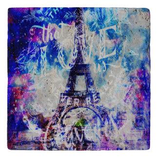 Sueños parisienses del arco iris de los que nos salvamanteles