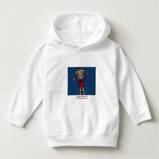 Suéter con capucha de Bombay Monkey™