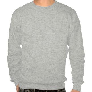 suéter del logotipo de la corona de la ropa del re pulover sudadera