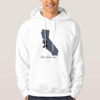 Suéter encapuchado de Cali del Golden State de