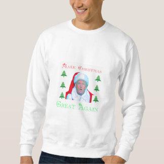 Suéter feo 2016 del navidad del triunfo