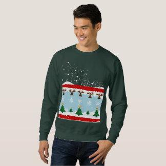 Suéter feo 3 del navidad