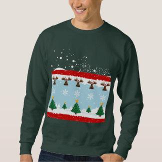 Suéter feo 7 del navidad